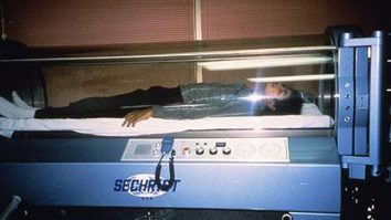 Michael Jackson Oxygen Chamber