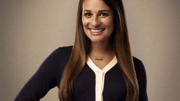 Lea Michele Rachel Berry