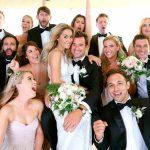 most liked celebrity wedding photos